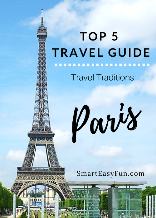 Travel Top 5 Paris Media Pic